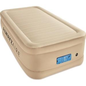 купить Надувная кровать Bestway 69035 BW Alwayzaire Fortech 191х97х51 см (встроенный электронасос с автоподкачкой) по цене 8324.79 рублей