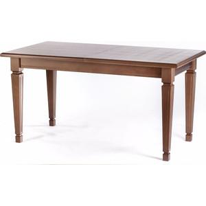 Стол обеденный Мебелик Васко 03 раздвижной орех 150/200x80