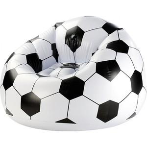Надувное кресло Bestway 75010 BW Футбольный мяч Beanless Soccer Ball Chair 114х112х71