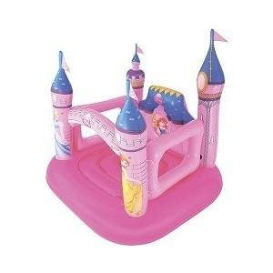Батут Замок Bestway 91050 BW 157х147х163 см Disney Princess