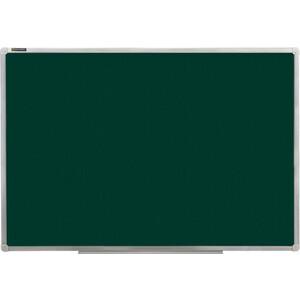 Доска магнитная BRAUBERG 231706 зеленая, для мела 90x120