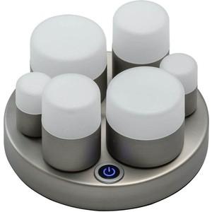 Настольная лампа DeMarkt 710030406 все цены