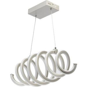 Подвесной светодиодный светильник DeMarkt 496018401 demarkt подвесная светодиодная люстра demarkt аурих 496018401
