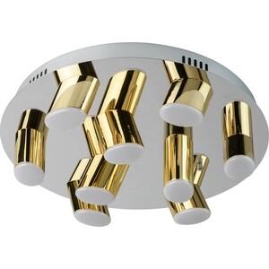 Потолочная светодиодная люстра DeMarkt 609013709