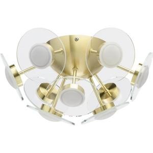 Потолочная светодиодная люстра DeMarkt 678012409