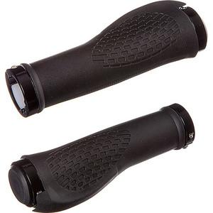 Грипсы STG JT-G6188 (130 мм) черные комфортные с крепежами