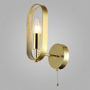 Бра Eurosvet 60077/1 золото