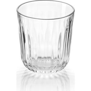 Набор граненых стаканов 300 мл 6 штук Guzzini Everyday (8150000) магазин everyday