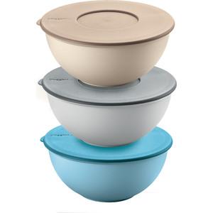 цена на Набор из 3 контейнеров для продуктов Guzzini Everywhere (29260252)