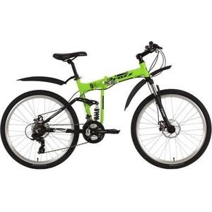 Велосипед FOXX 26 ZING F2 21 скоростей TY500/TY300/EF500 (дисковые тормоза)