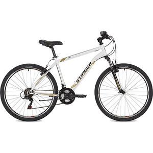 Велосипед Stinger 26 Caiman 14 белый велосипед stinger caiman 24 2018