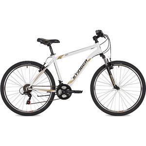 Велосипед Stinger 26 Caiman 20 белый велосипед stinger caiman 24 2018