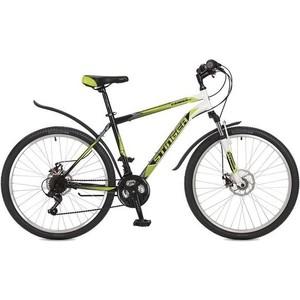Велосипед Stinger 26 Caiman D 20 зеленый TZ30/TY21/RS35 117267
