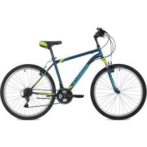 Велосипед Stinger 26 Caiman 18 синий TY21/TZ30/TS38
