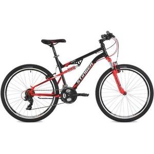 Велосипед Stinger 26 Discovery 16 черный M20/TY30/EF41