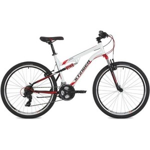 Велосипед Stinger 26 Discovery 18 белый M20/TY30/EF41