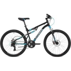 Велосипед Stinger 26 Discovery D 16 черный M20/TY30/EF41