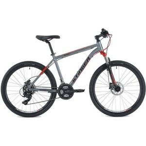 Велосипед Stinger 26 Graphite Evo 20 серый TY30/TY300/TS38