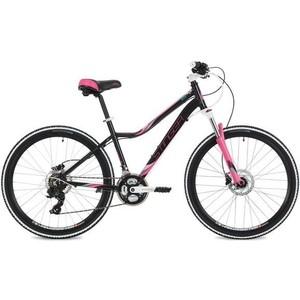Велосипед Stinger 26 Vesta Pro 17 черный TY300/TY300/TS38 велосипед stark vesta 26 1 s 2018