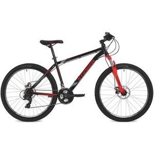 Велосипед Stinger 27.5 Aragon 16 черный TY30/TY300/TS38 велосипед stinger aragon 24 2019