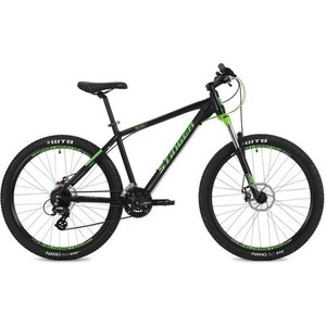 Велосипед Stinger 27.5 Reload Std 16 черный M310/TY700/EF51