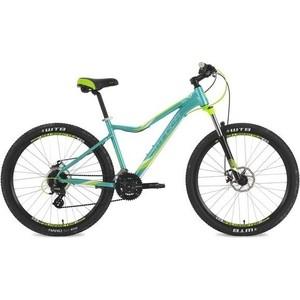 Велосипед Stinger 27.5 Siena Std 15 зеленый M310/TY700/EF510
