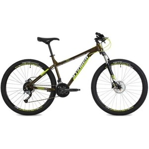 Велосипед Stinger 27.5 Zeta Evo 18 зеленый M3000/M2000/M2000