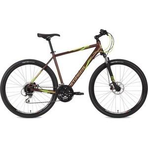 Велосипед Stinger 28 Campus Evo 52 коричневый TX800/M360/EF510
