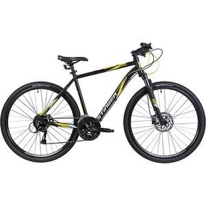 Велосипед Stinger 28 Campus Pro 52 черный M370/T300/M3000