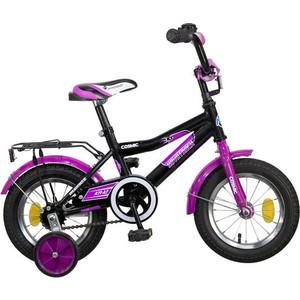 цена на Велосипед 2-х колесный NOVATRACK 12 COSMIC черный 085367 123COSMIC.BK5