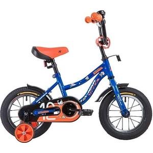 Велосипед 2-х колесный NOVATRACK 12 NEPTUNE синий 123NEPTUN.BL9