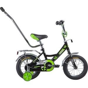 Велосипед 2-х колесный NOVATRACK 12 URBAN черный 124URBAN.BK9