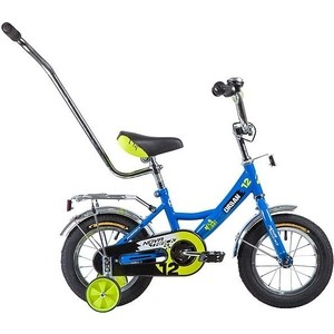 Велосипед 2-х колесный NOVATRACK 12 URBAN синий 124URBAN.BL9