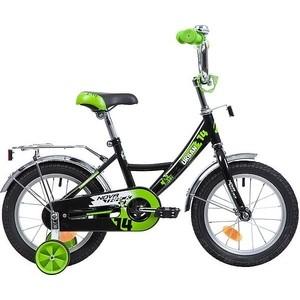 Велосипед 2-х колесный NOVATRACK 14 URBAN черный 143URBAN.BK9