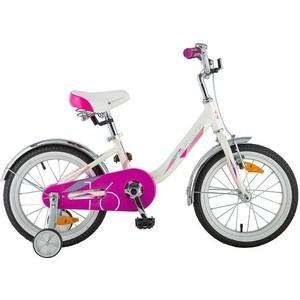 Велосипед 2-х колесный NOVATRACK 16 ANCONA белый 167AANCONA.WT8