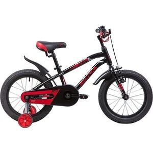 Велосипед 2-х колесный NOVATRACK 16 PRIME алюм. черный 167APRIME.BK9