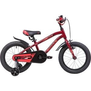 Велосипед 2-х колесный NOVATRACK 16 PRIME алюм. коричневый 167APRIME.BN9 велосипед novatrack prime белый 16