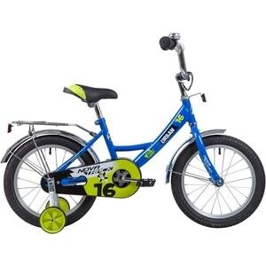 Велосипед 2-х колесный NOVATRACK 16 URBAN синий 163URBAN.BL9 велосипед novatrack 16 urban белый