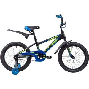 Велосипед 2-х колесный NOVATRACK 18 LUMEN алюм. черный 185ALUMEN.BK9