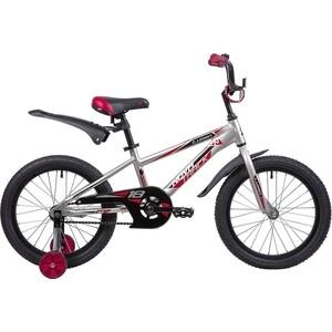 Велосипед 2-х колесный NOVATRACK 18 LUMEN алюм. серебристый 185ALUMEN.BN9