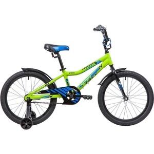 Велосипед 2-х колесный NOVATRACK 20 CRON зеленый 205ACRON.GN9