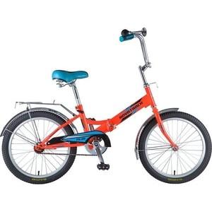 Велосипед 2-х колесный NOVATRACK 20 складной FS20 оранжевый 20FFS201.OR8 nobo fs20