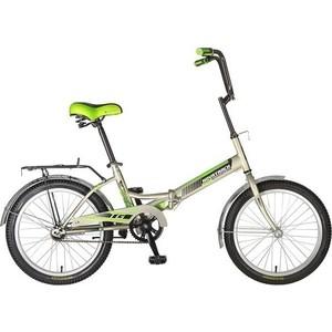 Велосипед 2-х колесный NOVATRACK 20 складной TG30 серый 20FTG301.GR7
