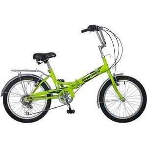 Велосипед 2-х колесный NOVATRACK 20 складной FS30 салатовый POWER 20FFS306PV.GN8