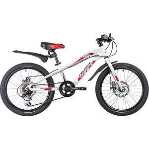 Велосипед 2-х колесный NOVATRACK 20 PRIME белый 20AH6D.PRIME.WT9 велосипед novatrack 16 зебра бордово белый 165 zebra clr6