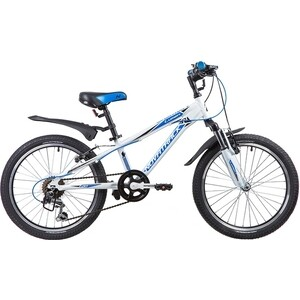 Велосипед 2-х колесный NOVATRACK 20 LUMEN белый 20AH6V.LUMEN.WT9