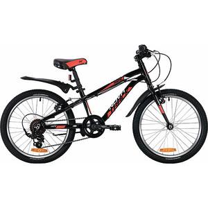 Велосипед 2-х колесный NOVATRACK 20 PRIME черный 20AH6V.PRIME.BK9 велосипед novatrack prime белый 16