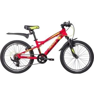 Велосипед 2-х колесный NOVATRACK 20 TORNADO красный 20AH7V.TORNADO.RD9
