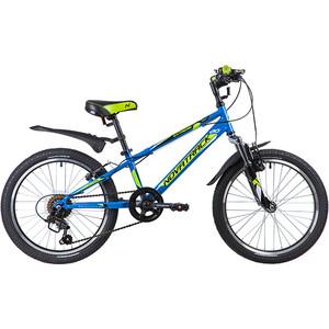 Велосипед 2-х колесный NOVATRACK 20 EXTREME синий 20SH6V.EXTREME.BL9