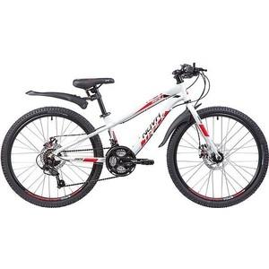 Велосипед 2-х колесный NOVATRACK 24 PRIME 11 белый 24AHD.PRIME.11WT9 велосипед novatrack prime белый 16